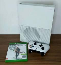 [LOJA FÍSICA] Xbox One S 1 Tb - Nota Fiscal e Garantia de 90 dias.