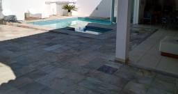 Braga com piscina 200 metros da praia das Dunas