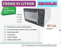 Forno Elétrico Safanelli 45 Litros Entrega em Goiânia e Aparecida