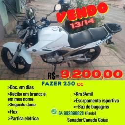 Fazer 250 13/14