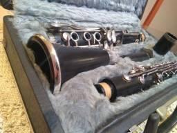 PROMOÇÃO linda e conservada clarinete Weril *