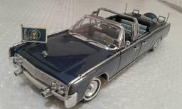 Oferta 4 Miniaturas Carros  Série Presidencial