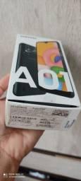 Samsung A01 Valor: 650,00