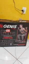Genis Fitness treinamento completo