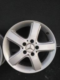Rodas Mercedes-Benz aro 16