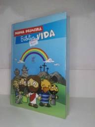Minha Primeira Biblia Vida- ilustrada