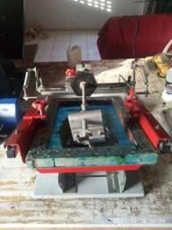 Maquina Gravadora Serigrafia Silk Copos, Canecas, Canetas