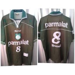 CAMISAS OFICIAS DE 1999/ PALMEIRAS E SANTOS