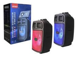 Caixa de Som 1 alto-falantes Amplificada Bluetooth Portatil Reprodução de Músicas