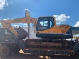 Escavadeira Hyundai 140 LC95