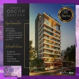 Apartamento 1/4 - 2/4 e 3/4 - Barra