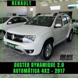 DUSTER DYNAMIQUE 2.0 4X2 AUTOMÁTICA - 2017