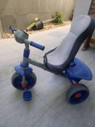 Triciclo de Passeio Smart Comfort <br>Azul Bandeirante