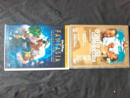 Vendo 4 DVDs 20$