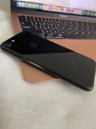 iPhone 7 256gb - Preto brilhante