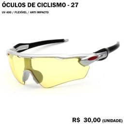 Óculos de Ciclismo Noturno