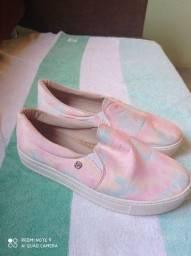 Sapato via Marte