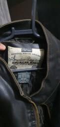 Jaqueta de couro American Rag Cie