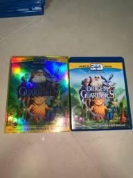 DVD Blu-ray 3D A Origem dos Guardiões