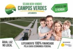 Terrenos Residencial e Lazer Campos Verdes Iguaba Grande 360m2 com RGI Quadras e Piscinas