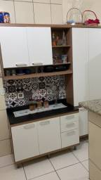 Cozinha compacta com balcão