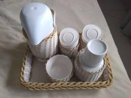 Kit higiene 6 peças