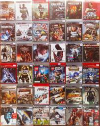 Games PS3 Xbox 360 PS4 Xbox One cds Originais