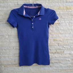 Camiseta feminina Aeropostale original P