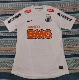 ABAIXEI O PREÇO Camisa Santos Nike Original 2013 Modelo Jogador