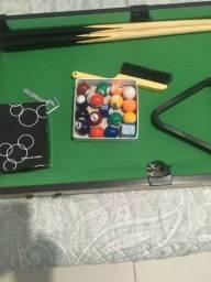 Mini mesa de bilhar