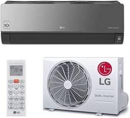 Manutenção e instalação de ar condicionados