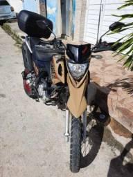 Título do anúncio: VD Moto Yamaha Crosser Topada