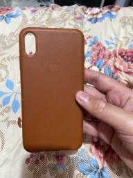 Case Iphone xs max Couro