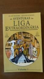 As Aventuras da Liga Extraordinária n° 1 Ed. Pandora Book
