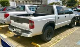 S10 4x4 diesel 2010 vendo e troco - 2010