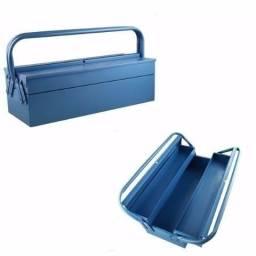 Caixa para ferramentas sanfonada com 3 gavetas ( 40cm)