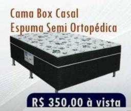 Cama ortobom semi ortopedica