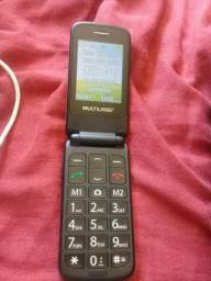 Barbada celular 2chips desbloqueado bem novinho