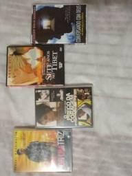 Coleção de DVDs originais