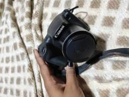Câmera fotografica semi-proficional Canon sx400