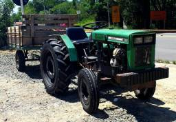 Agrale 4100 com Carretao