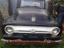 Vendo Ford F100 1954 Funcionando