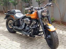 Harley Davidson Fatboy - 2011