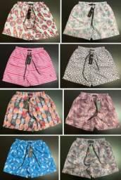 Shorts de banho