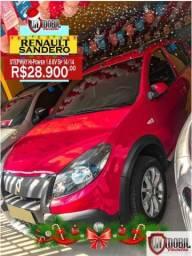Renault Sandero STEPWAY Hi-Power 1.6 8V 5p - 2014