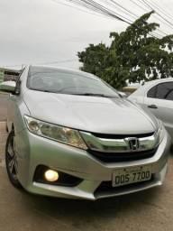 Honda City EX único dono completo - 2015