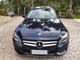 Abaixo Fipe Vendo Troco Mercedes-Benz C 200 2016 Avantgarde Impecável - 2016