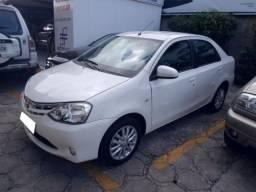 Toyota Etios XLS 2014 1.5 completo - 2014