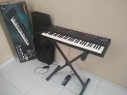 Teclado sintetizador roland juno-di