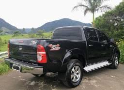 Hilux SRV 4x4 Diesel Aut. 2009 - 2009